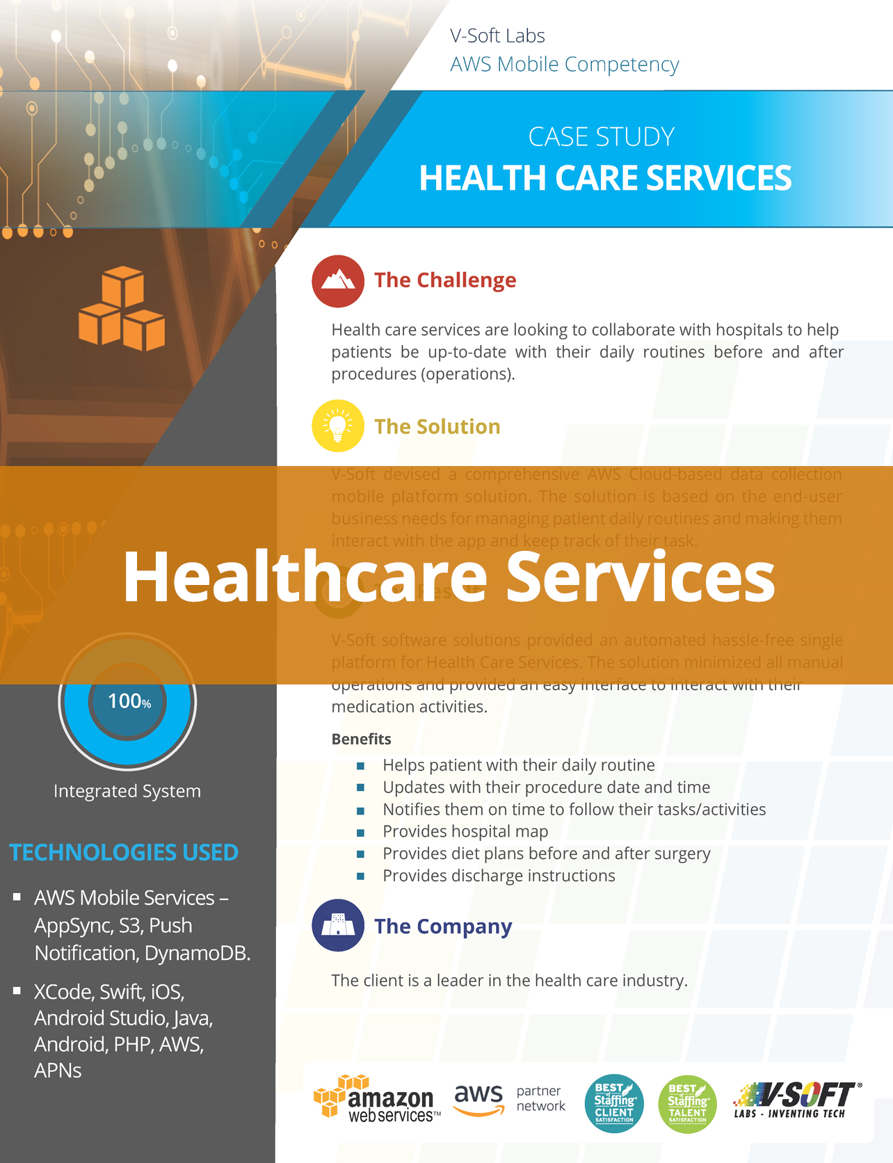 Health Care Services Case Study
