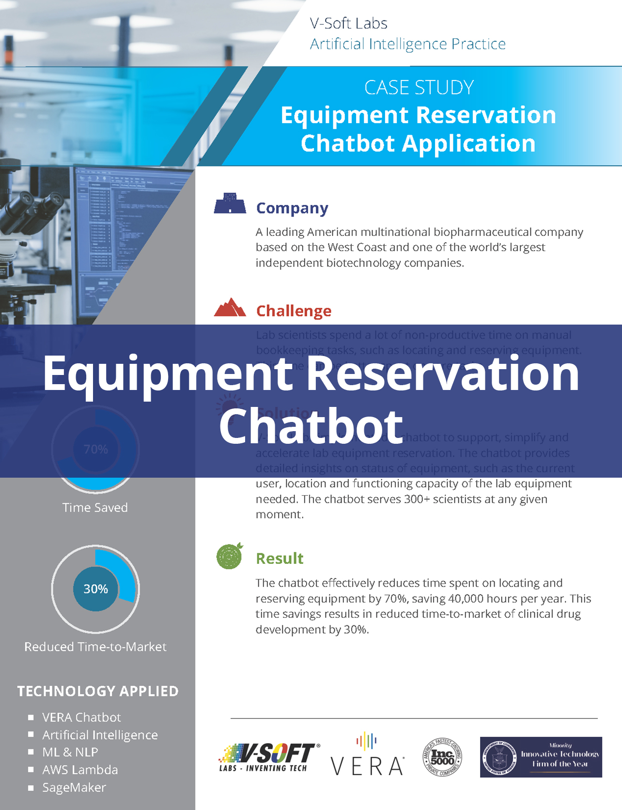 Equipment Reservation Chatbot