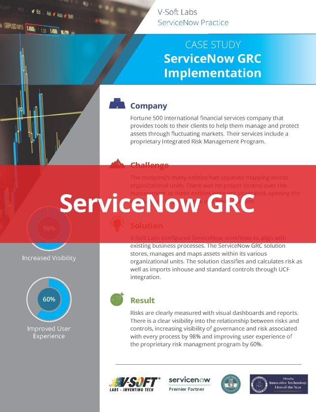 ServiceNow GRC Implementation