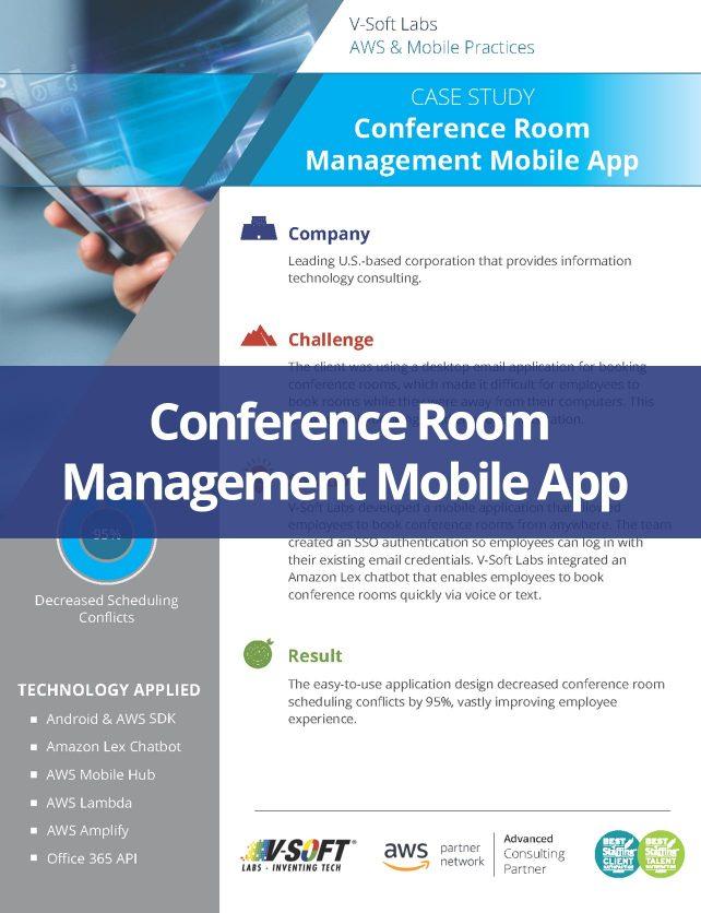 Conference Room Management Mobile App