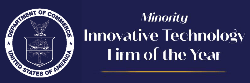 MBDA MINORITY INNOVATIVE TECHNOLOGY FIRM OF THE YEAR
