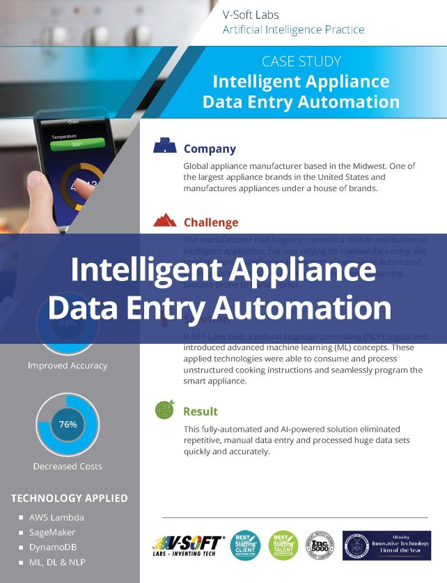 Intelligent Appliance Automation