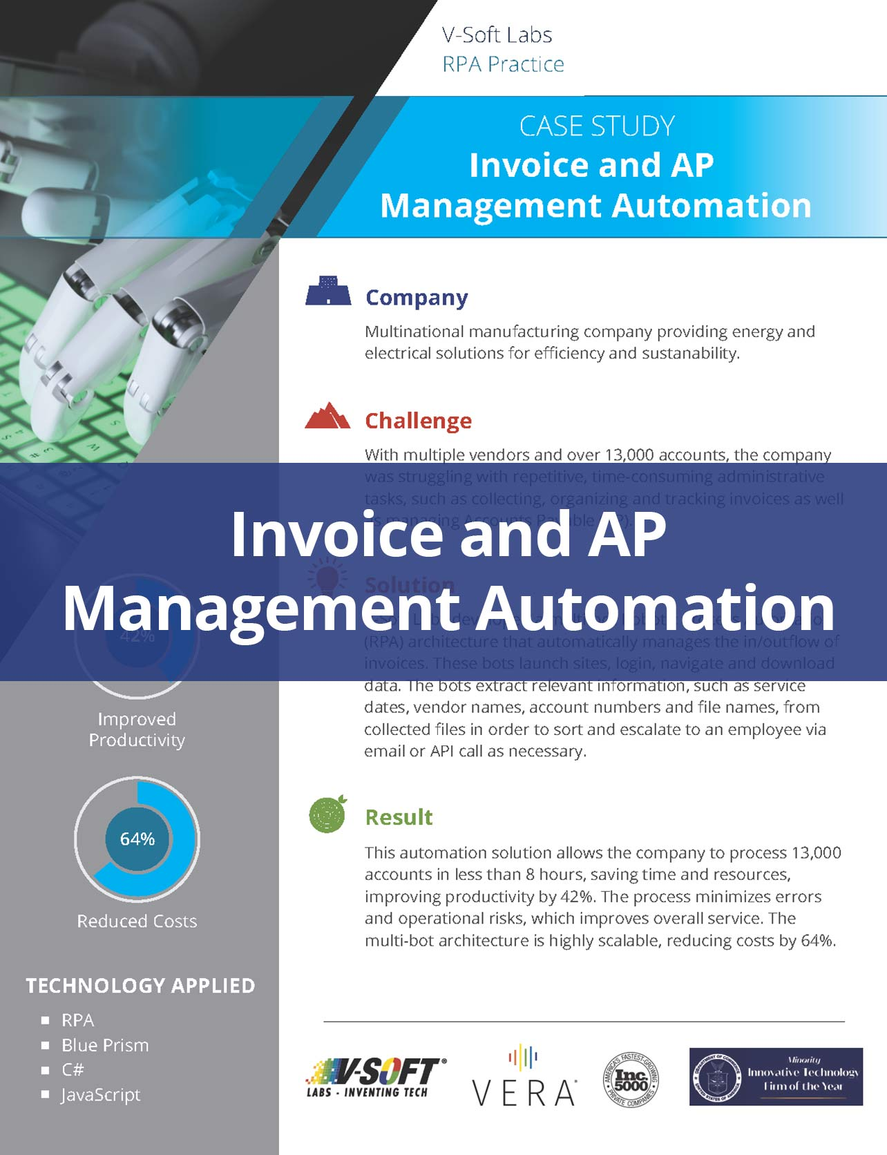 Invoice and AP Management Automation